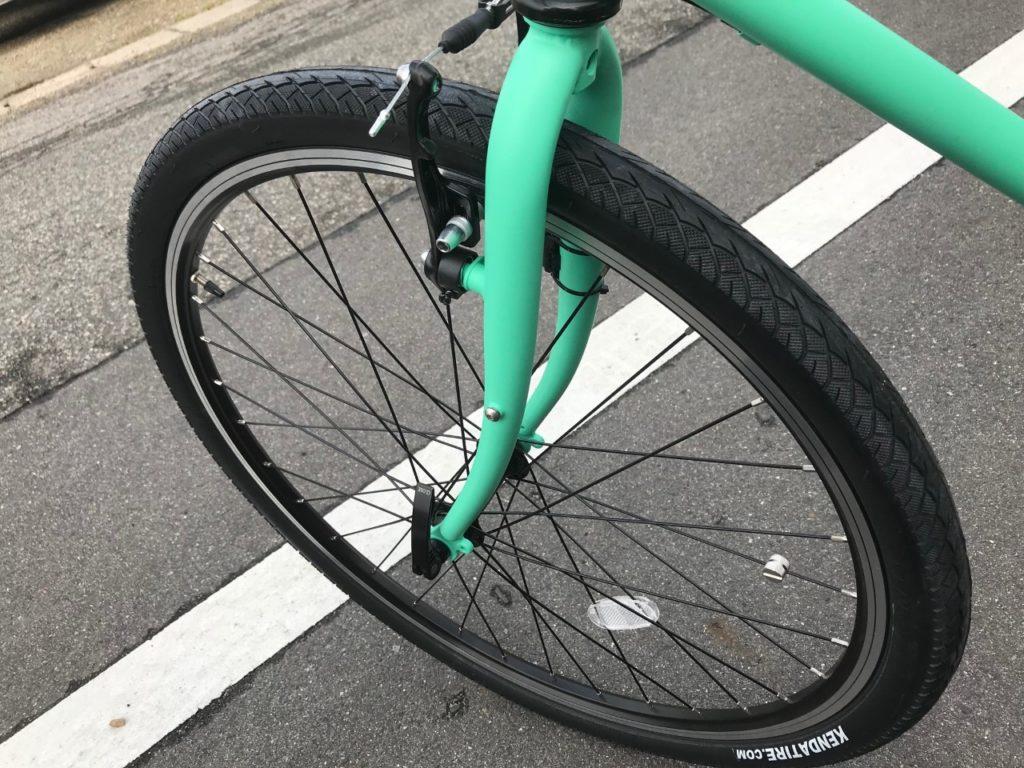 クロスバイクタイヤ